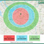Delamere logs delivery area cheshire