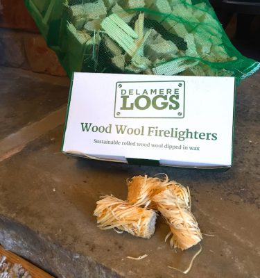 delamere logs firelighters