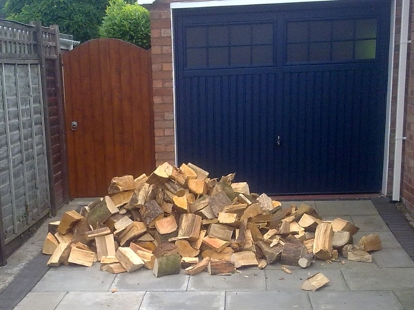 delamere logs ashton delivery